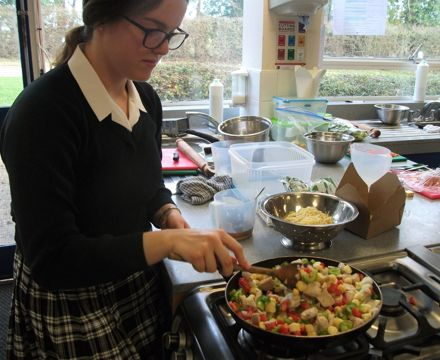 GCSE Food Practical2