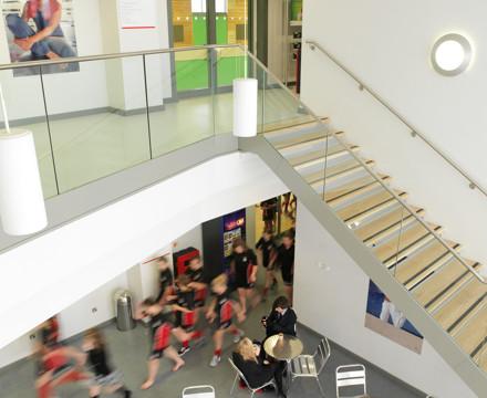 6604 Leventhorpe School Sports Centre N149 wportrait